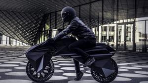 3D yazıcı ile üretilen motosiklet ortaya çıktı