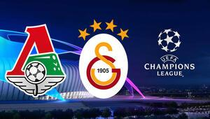 Lokomotiv Moskova Galatasaray Şampiyonlar Ligi maçı ne zaman saat kaçta hangi kanalda