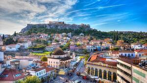 Yunanistana giden Türk turist sayısı geriledi