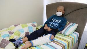Osman Canın tedavi masrafları sosyal medya kampanyasıyla 2 günde toplandı