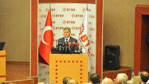 Makedonya Cumhurbaşkanı İvanov Bursada