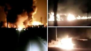 Çinde fabrikada patlama