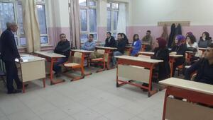 İslahiyede aday öğretmenlere seminer