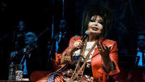Diva'dan Ankaralılara sürpriz şarkı