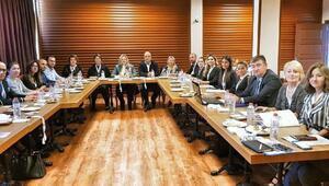 Devlet Konservatuvarı yöneticileri ÇÜ'de buluştu