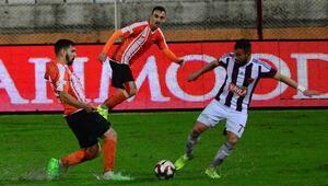 Adana 5 Ocakta gol sesi çıkmadı