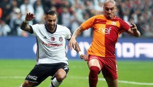 Galatasaray 121, Beşiktaş 109 İşte rakamlar...