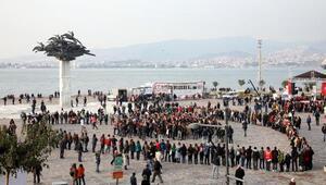 İzmirde 3üncü kez iyilik için buluştular