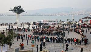 İzmir iyilikte buluştu