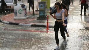 Bu hafta hava nasıl olacak 2 bölgeye yağış geliyor...