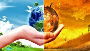 Küresel ısınma 1,5 santigrat dereceyle sınırlandırılabilir