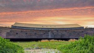 Nuh'un gemisi dünya turunda