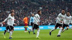 Beşiktaş'ta 5 futbolcu öne çıktı