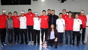 Antalyaspor'dan farkındalık maçı