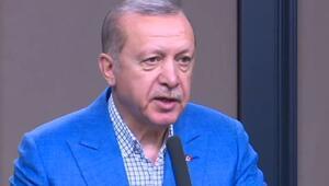 SON DAKİKA... Cumhurbaşkanı Erdoğandan çarpıcı sözler: Biliyorsunuz bazıları rahat durmaz