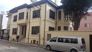 Atatürk'ün Edremit'te konakladığı tarihi bina kültür merkezi oluyor