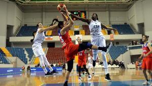 Çukurova Basketbol - Botaş:84-63