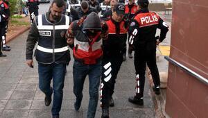 Kahramanmaraşta 3 hırsızlık şüphelisi tutuklandı