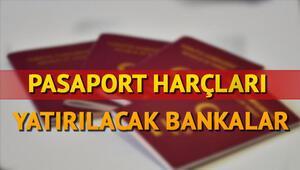Pasaport harçları hangi bankaya yatırılacak