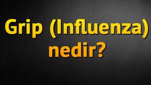 Grip (Influenza) nedir