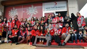 Kızılay Topluluğu üyelerinden Suriyeli annelerle 10 Aralık İnsan Hakları Günü etkinliği