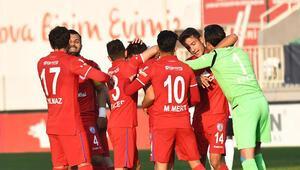 Altınordu, Adanasporu 2-0 geçti