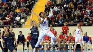 Mersin Büyükşehir Belediyespor-Çukurova Basketbol: 70-80