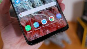 Samsungun yeni oyuncağı Galaxy S10 önden böyle görünüyor