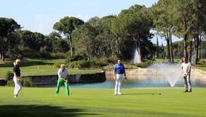 2019da golften beklenen gelir 120 milyon Euro