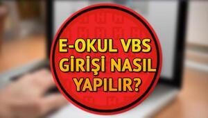 E-Okul VBS girişi nasıl yapılır E-Okul devamsızlık ve not bilgisi sorgulama