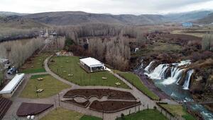 Muradiye Şelalesi, 4.5 milyon liralık projeyle yeni çehresine kavuştu