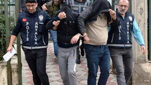 Antalyada swinger operasyonu: 6 gözaltı