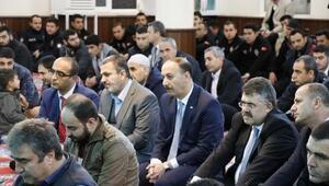 Beşiktaş şehitleri için Şanlıurfa'da mevlit programı düzenlendi