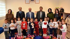 Selçuklu Belediye Başkanından anaokulu ziyareti