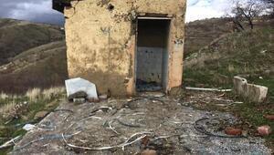Kadın cezaevi inşaatından bakır çalan 3 kişi yakalandı