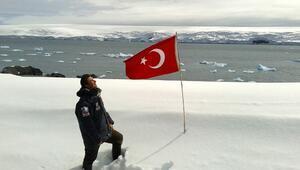 Antarktika Bilim Üssü için alım kolaylığı