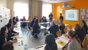 Öğretmenler için STEAM konferansı