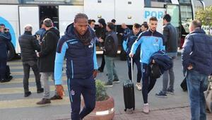 Trabzonspor kafilesi İstanbula gitti