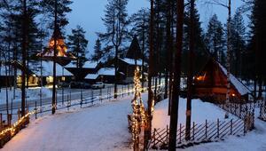Noel Baba'nın izinde Laponya