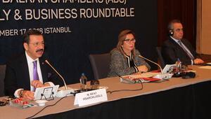 'Türk müteahhitleri, Balkanlarda 9,5 milyar dolar iş hacmine ulaştı'