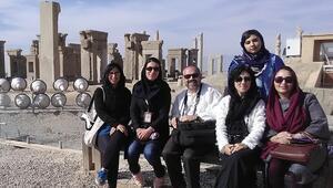 Tahrandan Şiraza uzanan yolculuk
