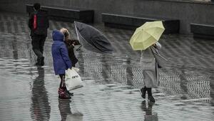 İstanbullular dikkat Yağış yarın öğleye kadar devam edecek