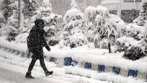İstanbulda okullar tatil olacak mı İşte kar tatili yaşayacak olan iller