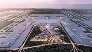 Havalimanına kademeli taşınılacak