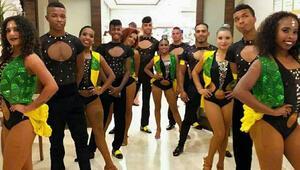 Kolombiyalı dansçılar 12 gündür Atatürk Havalimanında mahsur