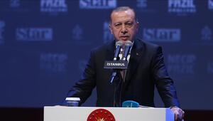 Erdoğandan sert sözler: Kaymağını yedikleri bu ülkeye adeta asalak gibi yapışan elitler...