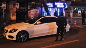 Ankarada eğlence mekanı çıkışı silahlı kavga: 3 yaralı