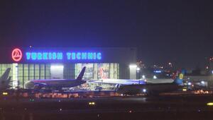 İstanbulda hava ulaşımına lodos engeli
