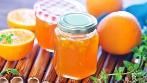 Portakal reçeli nasıl yapılır İşte tarifi