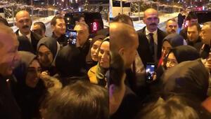 Cumhurbaşkanı Erdoğandan öğrencilere sürpriz